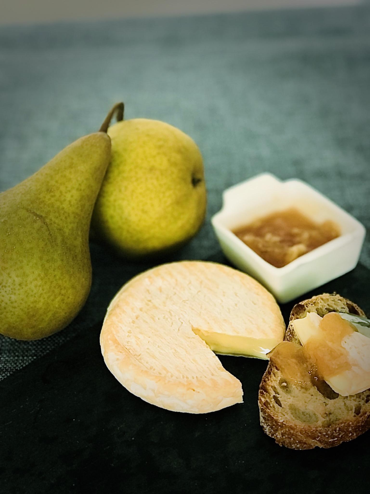 Chutney à la poire gingembre